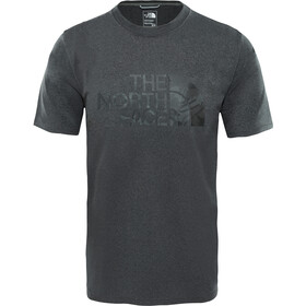 The North Face Ma Graphic Reaxion Amp Crew Herr tnf dark grey heather/tnf black tnlcm print